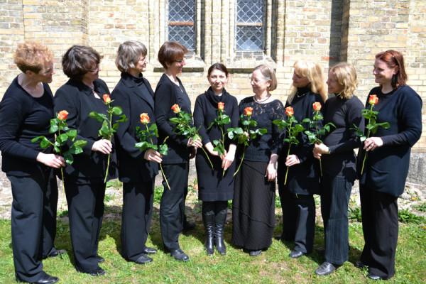 Konfirmation in Selmsdorf am 5.5.2013