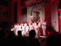 INTONARE bei der 3. Ratzeburger a cappella-Nacht am 1. November 2014