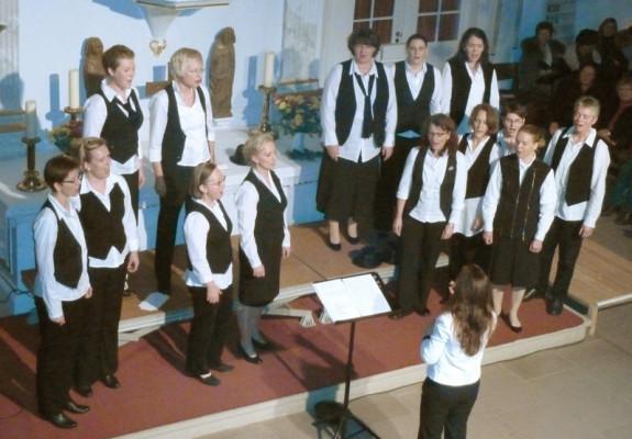 1. A cappella Nacht in Ratzeburg am 17.11.2012